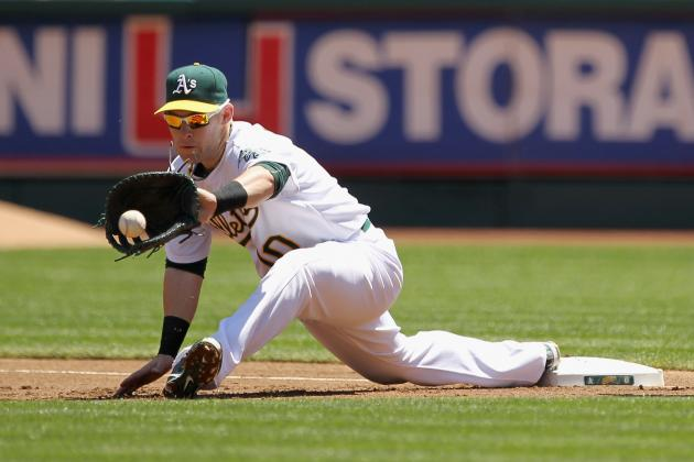 MLB Spring Training 2012: 7 Oakland Athletics Position Battles to Watch