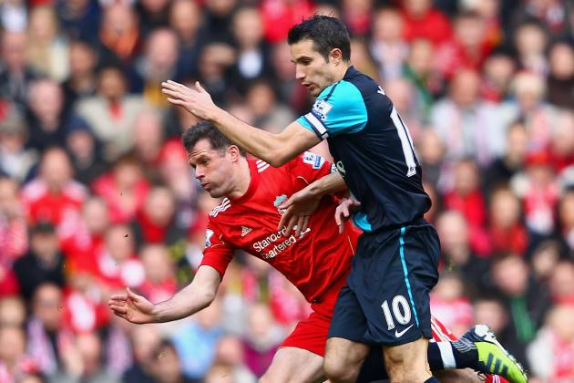 Observations from Liverpool's 2-1 Loss Against Arsenal