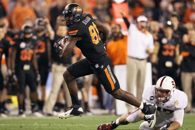 2012 NFL Draft: Ranking the Top 10 Wide Receiver Prospects