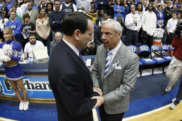 NCAA Bracket 2012: Power-Ranking Every Tournament Coach