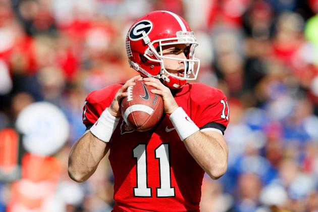 Georgia Bulldogs Spring Football 2012: 8 Players with All-American Potential