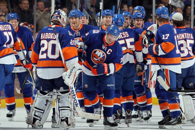 New York Islanders: 6 Steps to Help Them Find Success Next Season