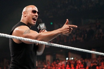 WWE: The Rock and the Top 10 Talkers in the Company Today