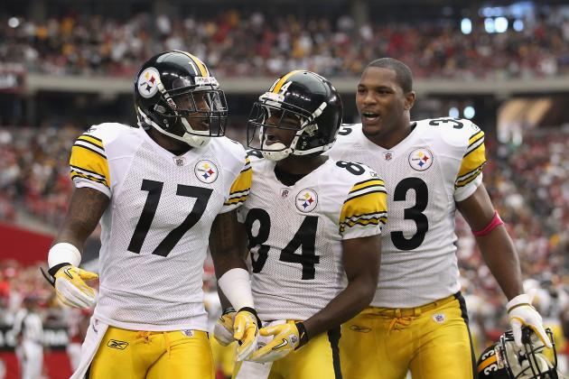 Pittsburgh Steelers: Who Will Be Better, Mike Wallace or Antonio Brown?