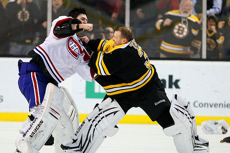 The 20 Best Goalie Fights in NHL History