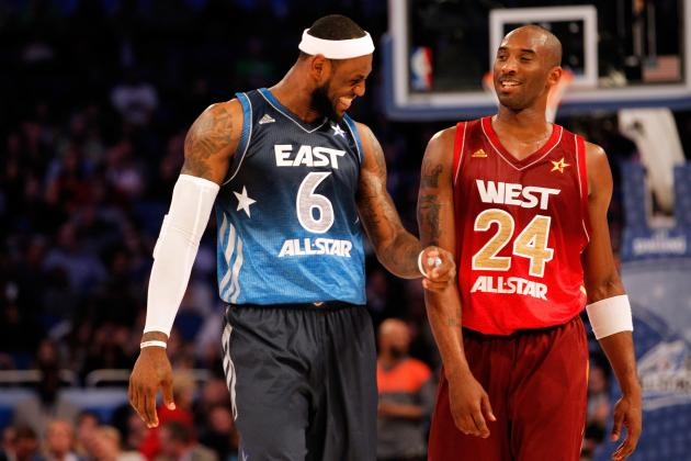 3 Reasons LeBron James Is Kobe Bryant's Biggest Rival