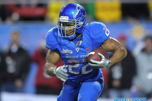 2012 NFL Draft: 5 Reasons Why Boise State's Doug Martin Is a Steal