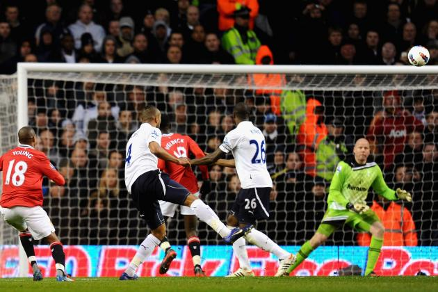 Tottenham Hotspur vs. Manchester United: 5 Tactics Which Won United the Game