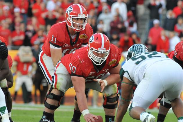 Chicago Bears : 4 Mid-Round Offensive Line Prospects