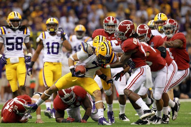 1 'Must-Win' Game on Every FBS Football Team's 2012 Schedule