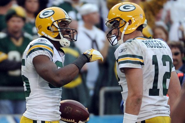 Green Bay Packers: Way-Too-Early Predictions for the Offense's 2012 Stats