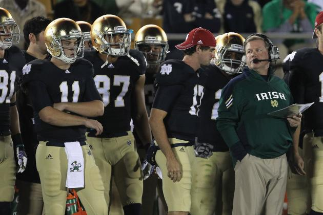 Notre Dame Football: 5 Things the Fighting Irish Learned from Last Year