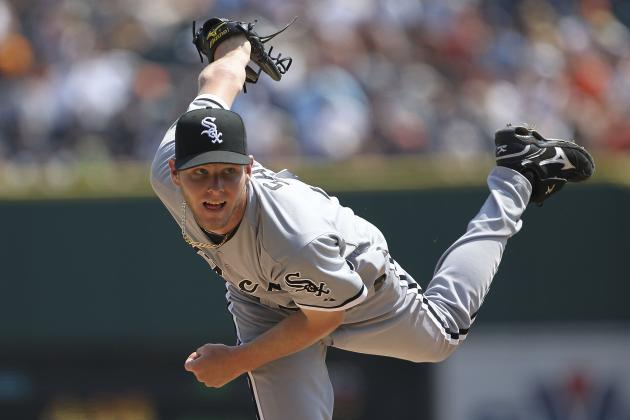 Chicago White Sox: Is Chris Sale Ready to Break out in 2012?