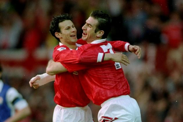 Manchester United's 20 Best Goals of the 1990s