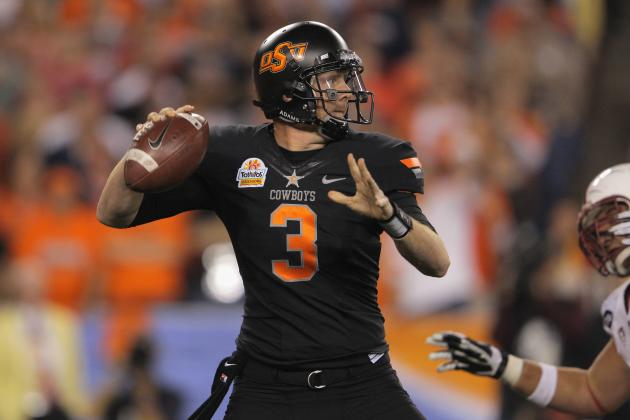 2012 NFL Draft: Late-Round QB Prospects Jets Must Target