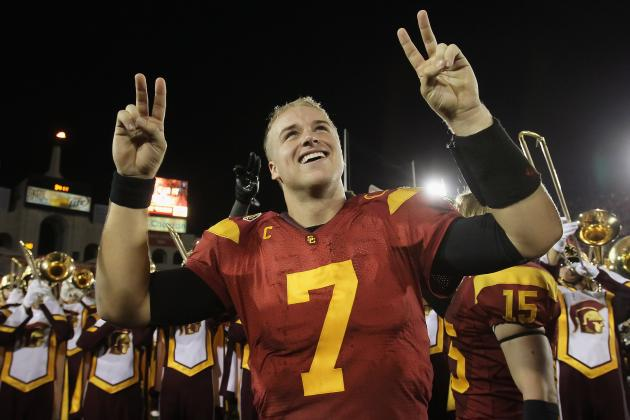 USC Football: 5 Reasons Matt Barkley Will Win 2012 Heisman Trophy