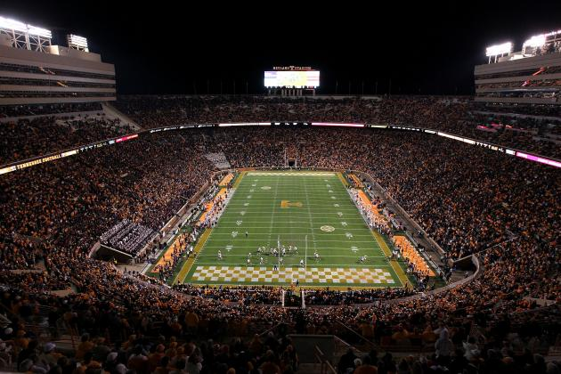 Tennessee Volunteers Football: Top 2013 in-State Recruits Who Can't Slip Away