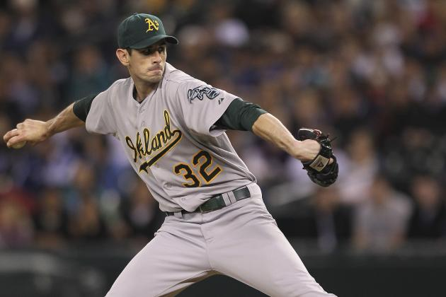 Oakland Athletics 2012 Spring Training Preview: Starting Rotation
