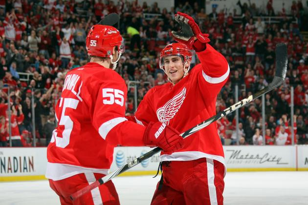 Detroit Red Wings: 5 Things That Must Change Heading into the NHL Playoffs