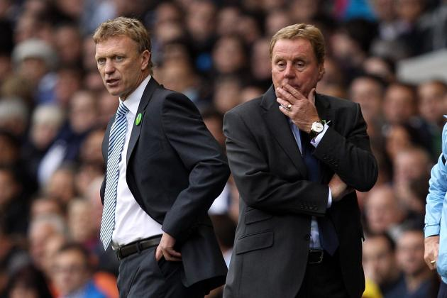 Tottenham: 5 Most Likely Replacements for Harry Redknapp as Spurs Coach