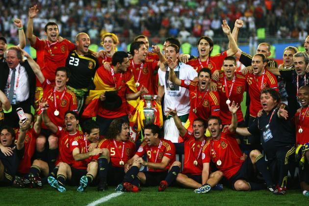 Why Euro 2012 Will Be Harder to Win Than the 2014 World Cup
