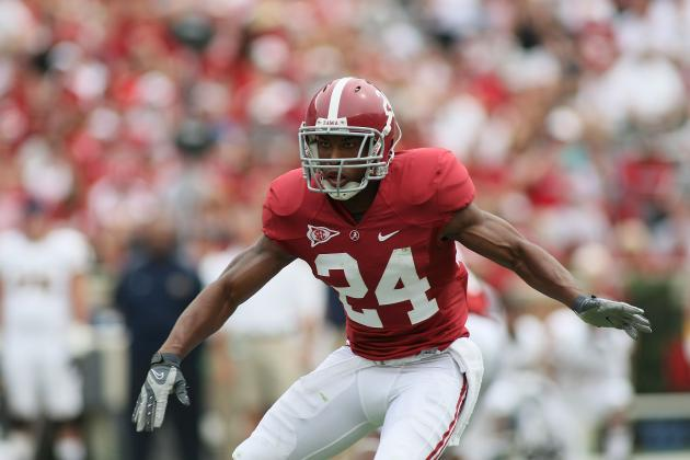Atlanta Falcons 2012 Mock Draft: Take a Look at Drafttek's Latest 7-Round Mock
