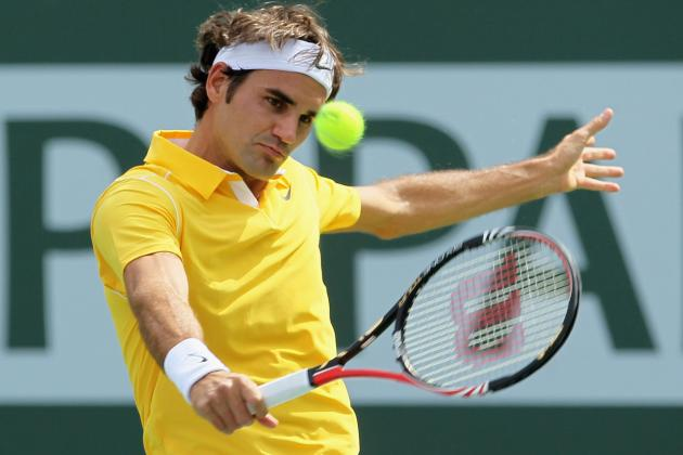 Roger Federer: 3 Reasons He Can Win in Indian Wells