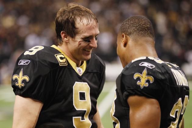2012 NFL Franchise Tag Tracker: Tracking Every Tag Applied so Far