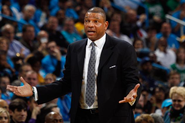Boston Celtics: 4 Things Doc Rivers Must Address Going into NBA Playoffs