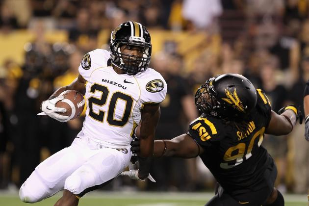 Missouri Football: 5 Things the Tigers Learned from Last Season