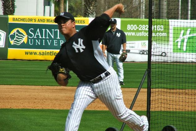 New York Yankees: 5 Prospects Who Will Make Big Leagues in 2012