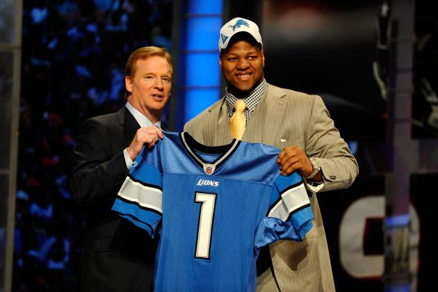 Detroit Lions Mock Draft:  Post-Combine Look at All 7 Rounds