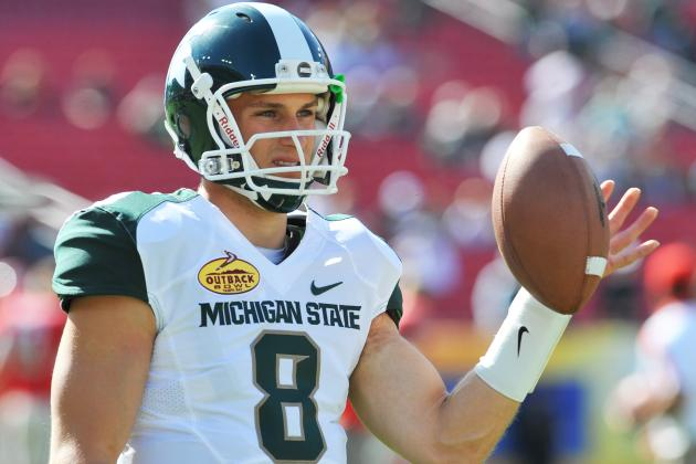 2012 NFL Draft: 5 Reasons Michigan State QB Kirk Cousins Will Be a Star