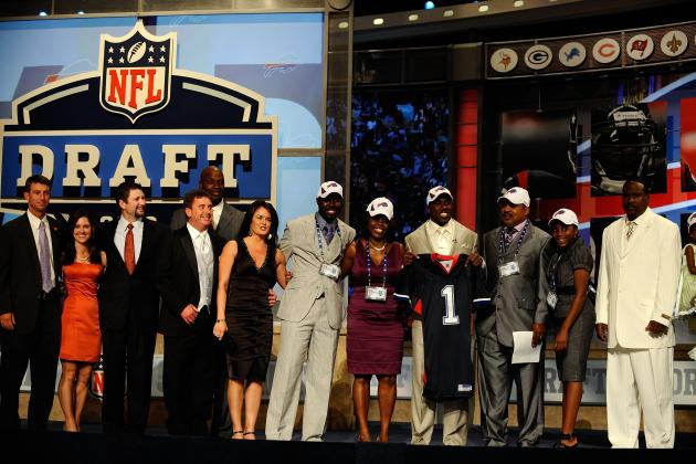 2012 NFL Mock Draft: The 5 Biggest Head Scratchers in Russ Lande's Mock Draft