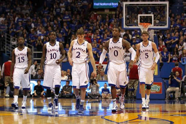 NCAA Bracket 2012: 5 Reasons Kansas Is Destined for a Championship