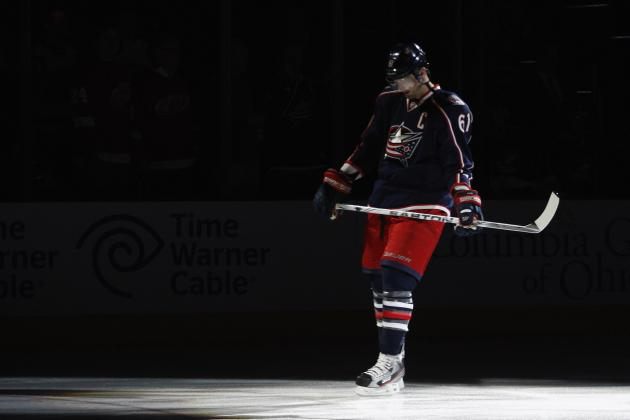 New York Rangers: 5 Reasons Not Acquiring Rick Nash Was the Right Move