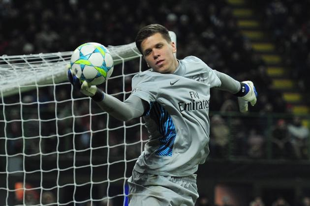 World Football: Szczesny and the Best Young Goalkeepers Age 23 and Under