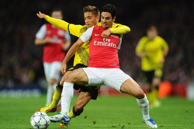 Arsenal FC: 5 Things Learned from Their Champions League Campaign