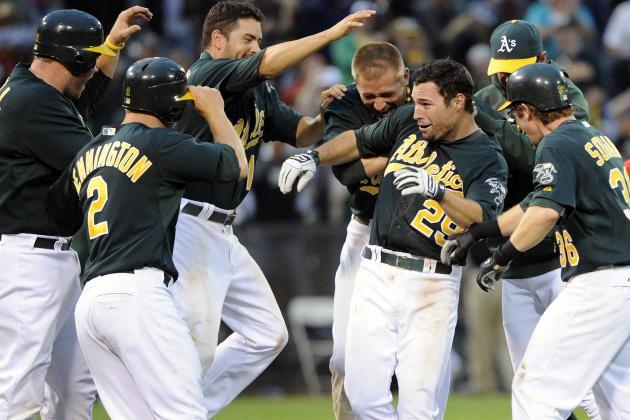 Oakland A's: 7 Reasons Athletics Will Win AL West