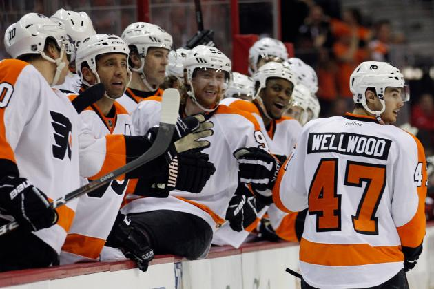 Philadelphia Flyers: Ranking the 10 Most Important Flyers Come Playoff Time