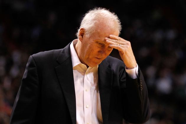 San Antonio Spurs: 4 Biggest Problems the Team Faces
