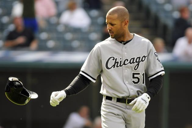 Fantasy Baseball 2012: Alex Rios, 4 More Chicago White Sox to Avoid