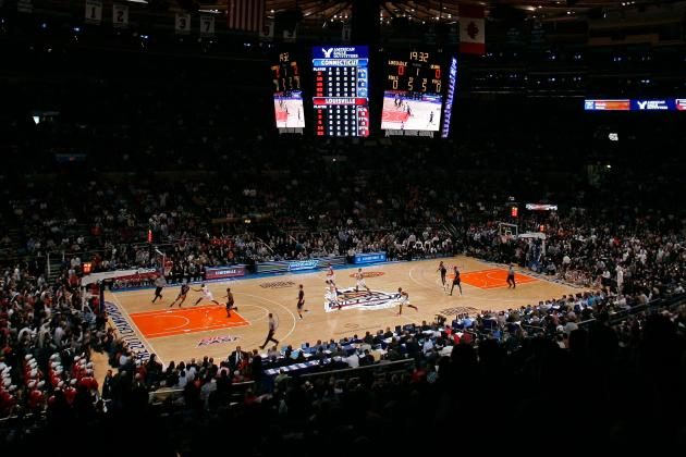 NCAA Tournament 2012: Predicting and Analyzing the Power Conference Tournaments