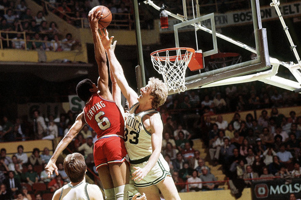 Looking Back on the Stars of the Epic 1982 Eastern Conference Finals