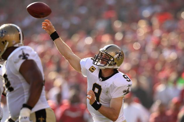 2012 NFL Free Agents: 4 Reasons Franchise Tagging Drew Brees Is a Huge Mistake