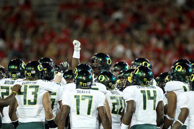 Oregon Football: 5 Ducks Who Will Keep the Team Elite in 2012