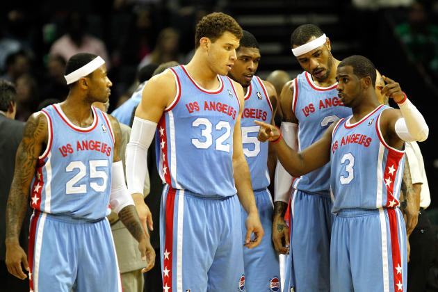 Los Angeles Clippers: 5 2nd-Half Matchups That Might Ground Lob City