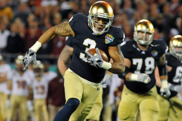 NFL Draft 2012: 8 WRs the San Francisco 49ers Should Be Excited About