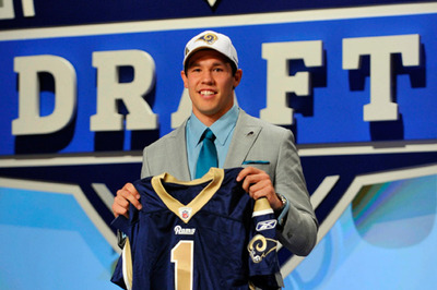 7 Reasons for the St. Louis Rams to Draft RGIII and Trade Sam Bradford