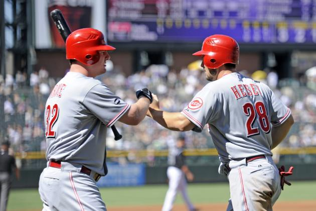 MLB 2012 Spring Training: Predicting the Cincinnati Reds' 25-Man Roster